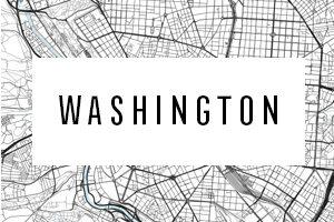 Mapy Washington