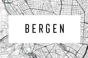 Mapas de Bergen