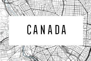 Mapy Kanada