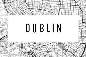 Mapy Dublin