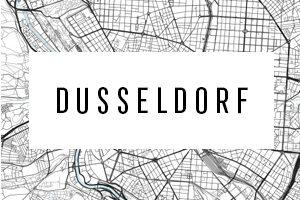 Cartes de Dusseldorf