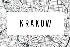 Mapy Kraków