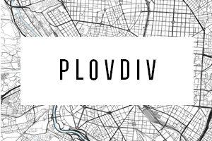 Cartine di Plovdiv