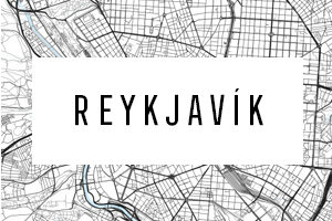 Mapy Rejkjavík