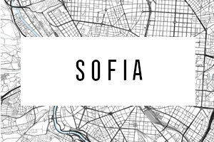 Cartine di Sofia