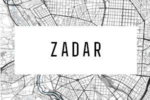 Mapy Zadar