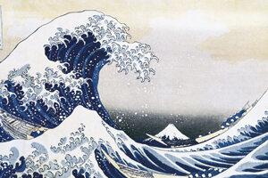 Japonska umetnost Ukiyo-e