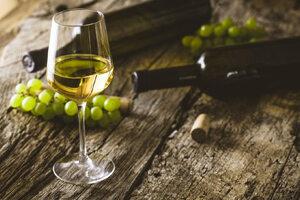 Wijn boerderij