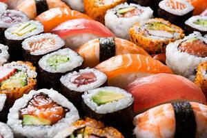 Zeevruchten & Sushi
