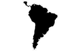 Stadtkarten von Südamerika