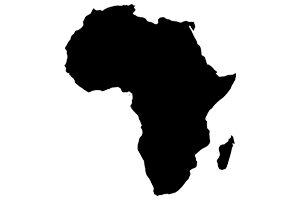 Stadtkarten von Africa