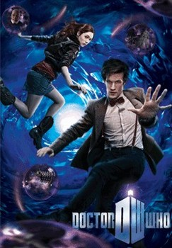 DOCTOR WHO - vortex 3D Poszter