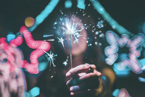 Silvestr - Nový rok