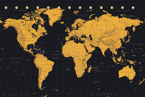 Mappe - World