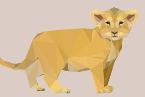 Animales Low Poly