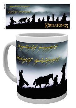 Csésze A Gyűrűk Ura - Fellowship