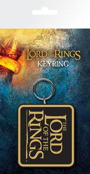 A Gyűrűk Ura – Logo kulcsatartó