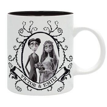 Csésze A halott menyasszony - Victor&Emily