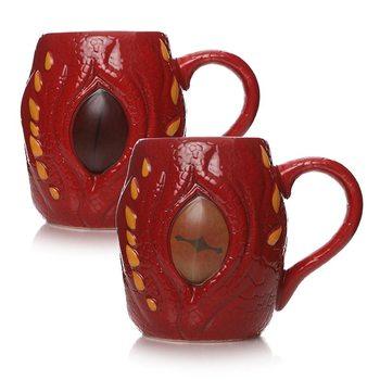 Csésze A hobbit - Smaug