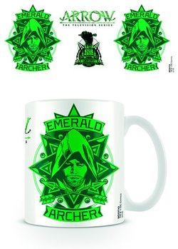 Bögre A zöld íjász - Emerald Archer