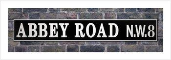 Abbey Road Festmény reprodukció