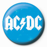 Κονκάρδα AC/DC -Blue logo