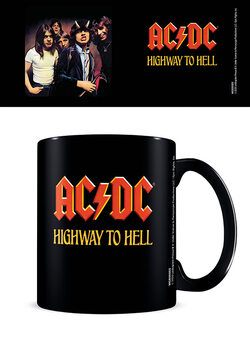 Hrnčeky AC/DC - Highway To Hell