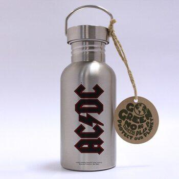 Fľaša AC/DC - Logo