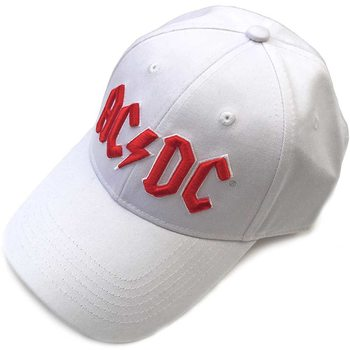 Basecap AC/DC - Red Logo