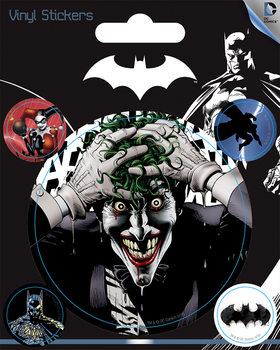 DC Comics - Batman - adesivi in vinile