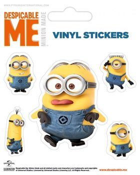 I Minion (Cattivissimo me) - Rendered Minion - adesivi in vinile