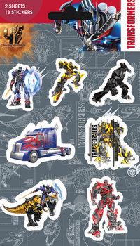Transformers 4 - Mix - adesivi in vinile