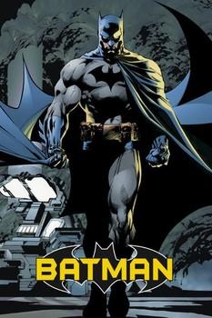 Poster BATMAN - comic