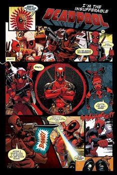 Poster Deadpool - Panels