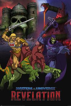 Poster Masters of the Universe - Revelation - Good vs Evil