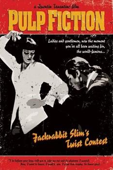 Poster Pulp Fiction - Twist Contestv