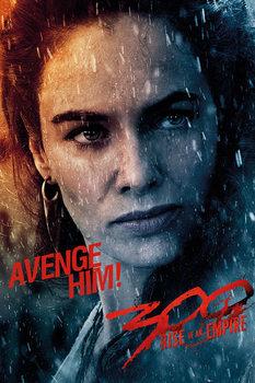 300: LA NAISSANCE D'UN EMPIRE - avenge him Poster