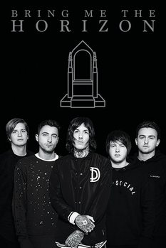 Bring Me The Horizon - Band Affiche
