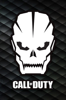 Call Of Duty - Skull Poster