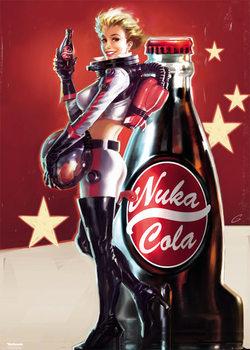 Fallout 4 - Nuka Cola Affiche