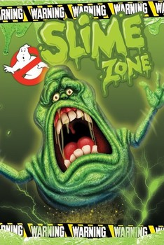 GHOSTBUSTERS - slim zone Poster