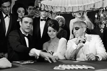 James Bond 007 - lady luck Affiche