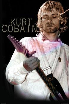 Kurt Cobain - Cook Affiche