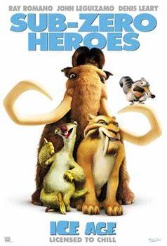L'Âge de glace - Sub-Zero Heroes Poster