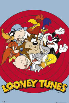 LOONEY TUNES - group Poster