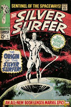 MARVEL - silver surfer Poster