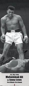 Muhammad Ali vs. Sonny Liston Affiche