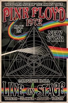 Pink Floyd - Tha Dark Side of the Moon Tour Affiche