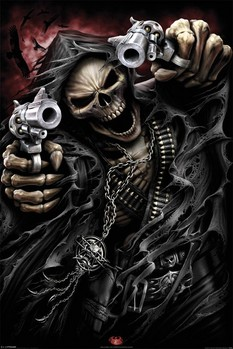 SPIRAL - assassin Poster