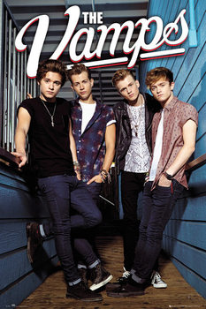 The Vamps - Standing Poster
